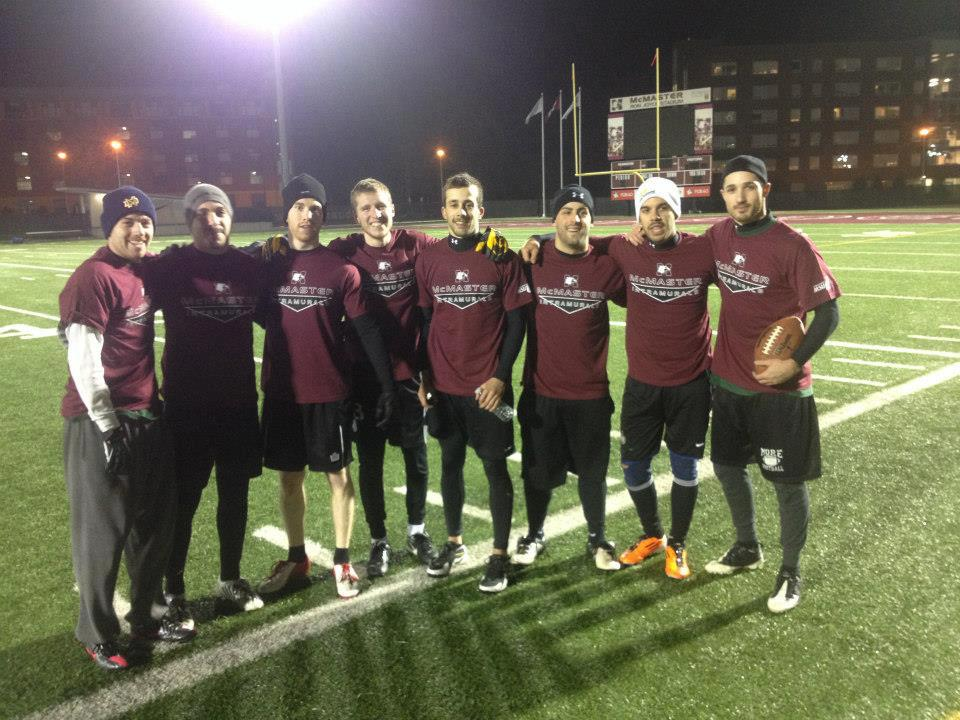 Intramural Flag Football