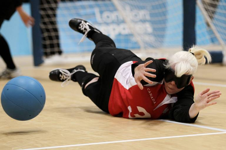 Intramural Goalball Tournament