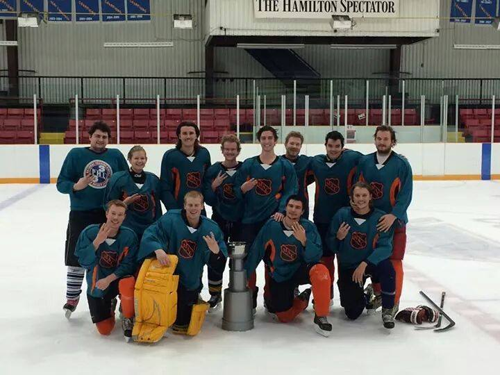 Intramural Ice Hockey