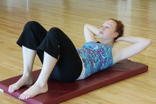 Pilates - Spring or Summer Beginner/Intermediate Combo