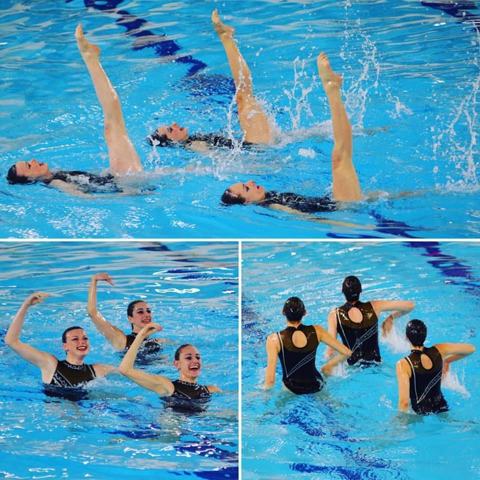 Synchronized Swim Club