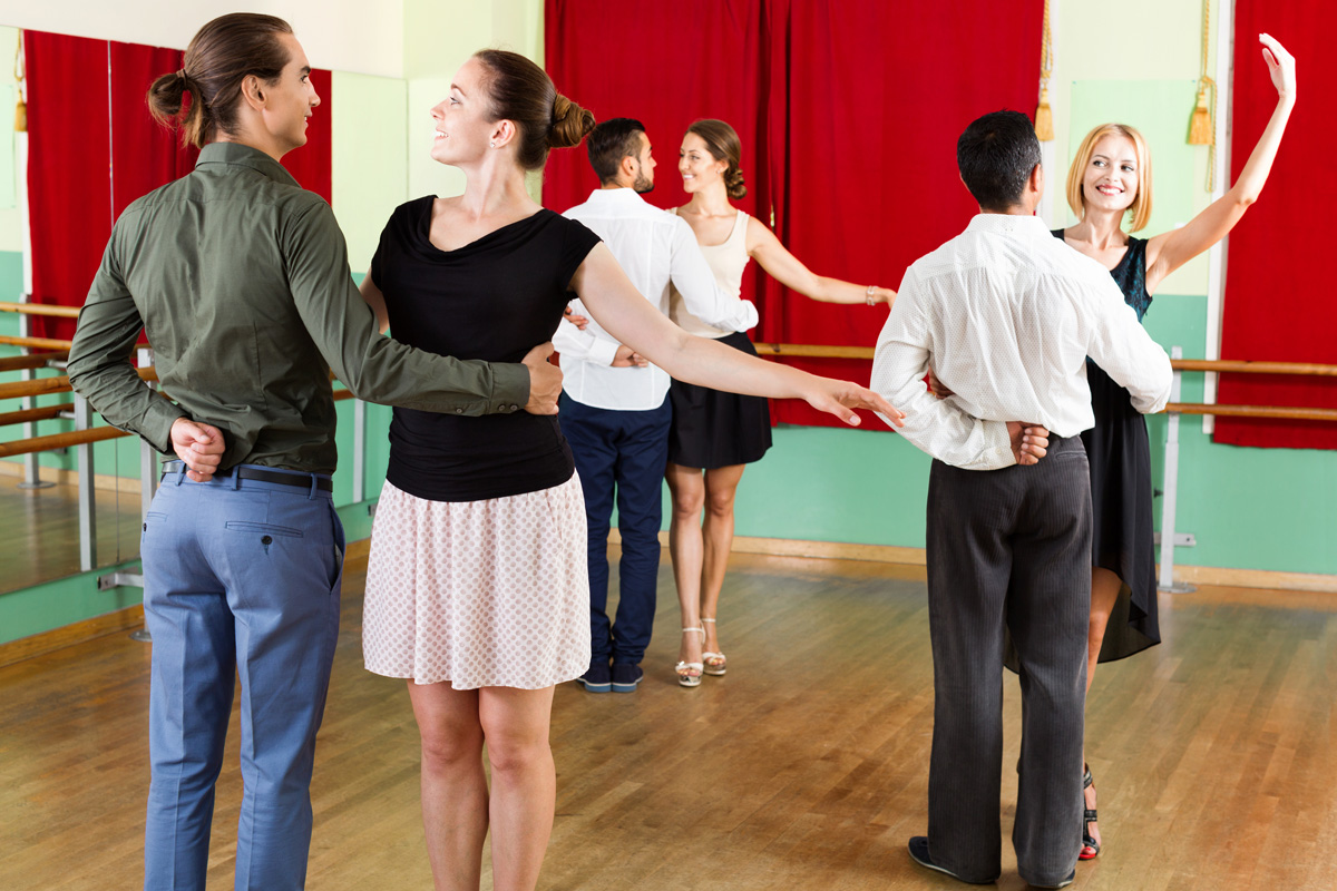 Ballroom dancing dating site