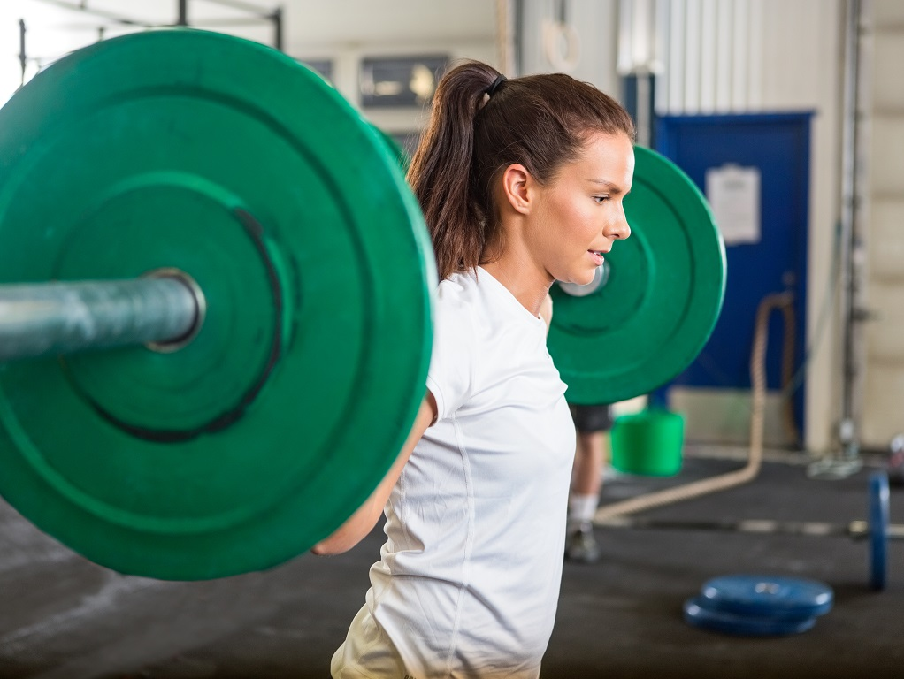 Women on Weights