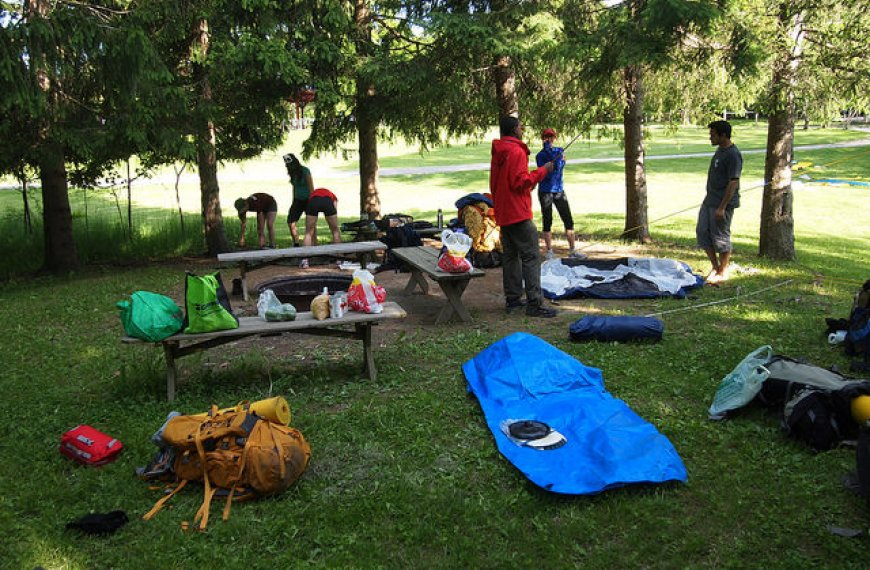 Outdoor Skills & Workshops