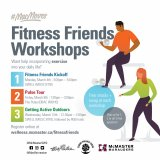 Fitness Friends Workshops