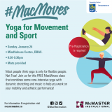 Yoga for Movement and Sport