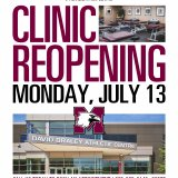 Clinic Reopening
