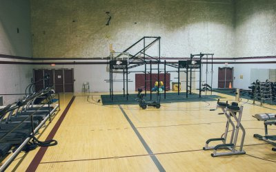 East Auxillary Gym (Pop-Up Pulse)