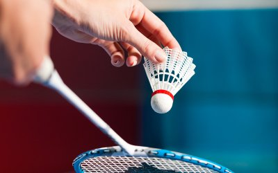 Badminton Drop-in