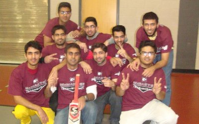 Intramural Cricket
