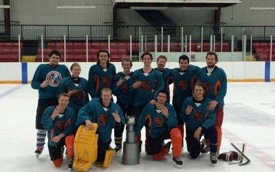 Intramural Ice Hockey