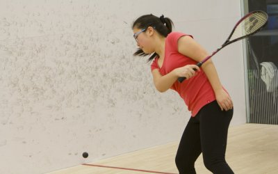 Squash: Group Lessons