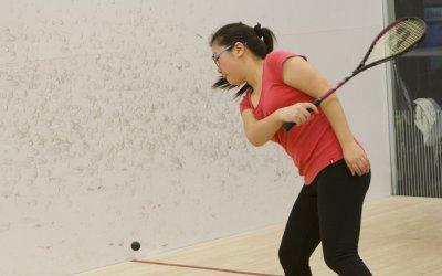 Squash: Lessons