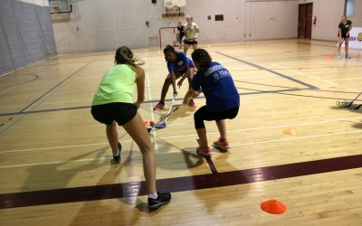 Intramural Floorball