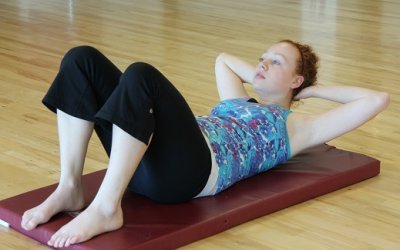 Pilates - Spring or Summer Beginner/Intermediate Combo