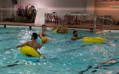 Intramural Innertube Water Polo