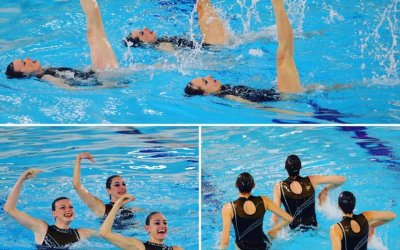 Synchronized Swim Club
