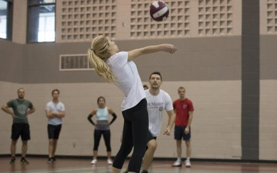 MCSL 6's Volleyball