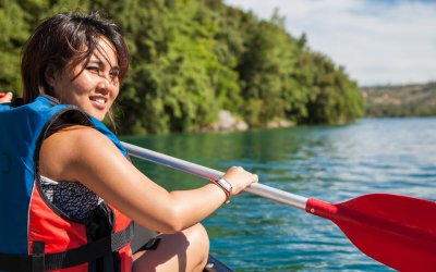 ORCKA Canoeing Certification