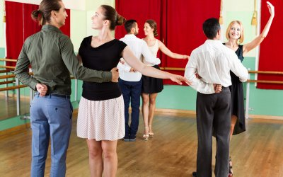 Ballroom Dance - Beginner Level 2