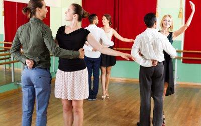 Ballroom - Beginner Level 2