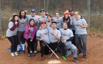 Intramural 3-Pitch Softball