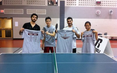 Intramural Table Tennis