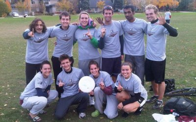 Intramural Ultimate Frisbee