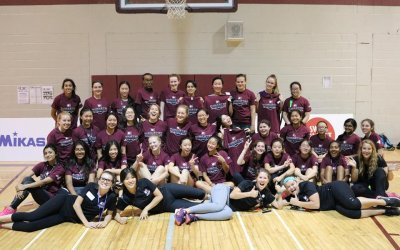 Intramural Women in Sport Tour