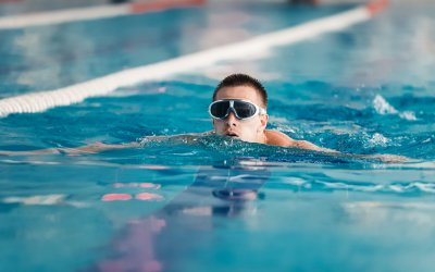 Absolutely Terrified Swimming Lessons for Adults